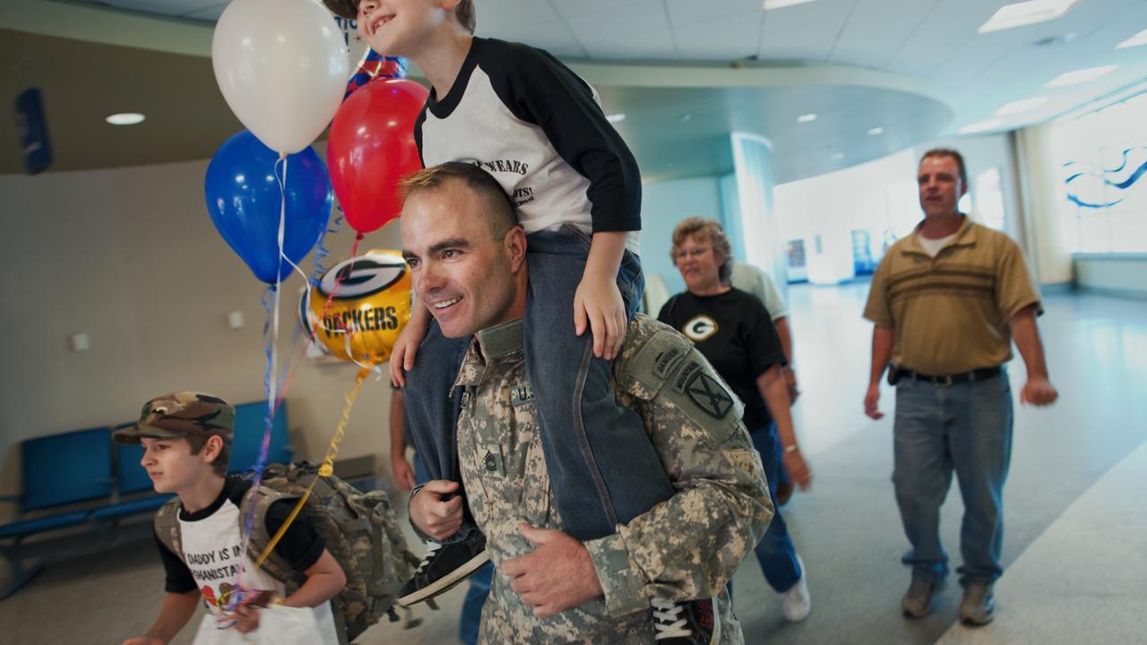 《父親、軍人、兒子》生活才是一場戰鬥